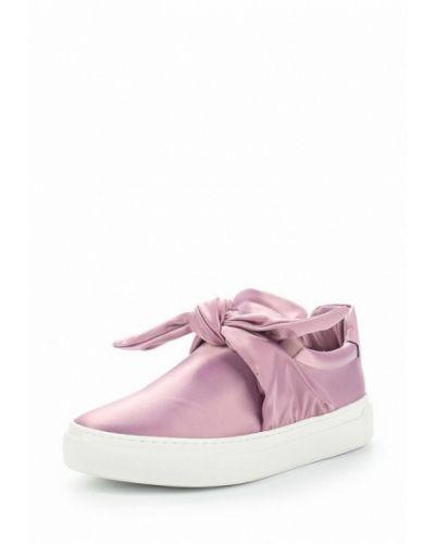 Слипоны розовый Bronx