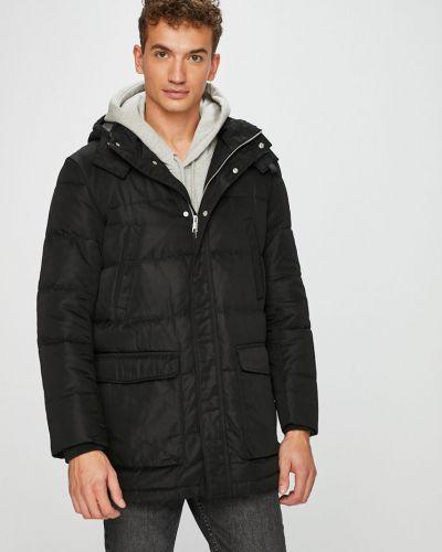 Утепленная куртка с капюшоном пуховая Armani Exchange