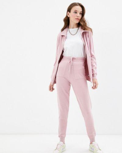 Розовый зимний костюм Goldrai