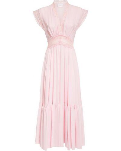 Różowa sukienka Giambattista Valli