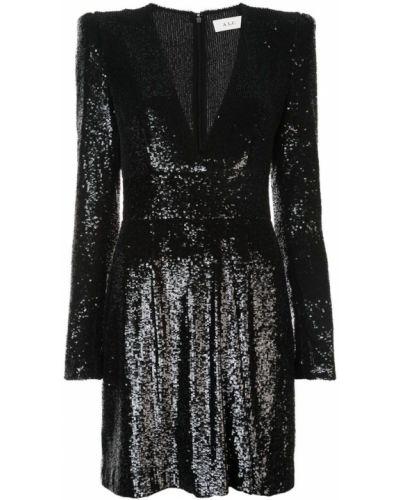 Платье с V-образным вырезом с вырезом Alc