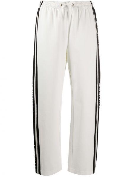 Спортивные брюки в полоску прямые Twin-set