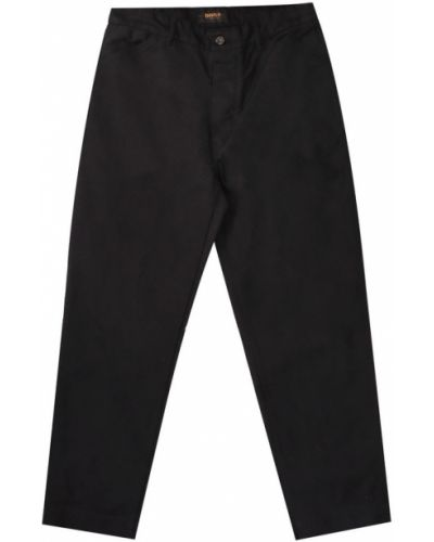 Czarne spodnie Deus Ex Machina