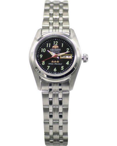 Водонепроницаемые часы с круглым циферблатом Orient