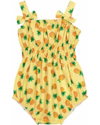 Żółty strój kąpielowy Rachel Riley