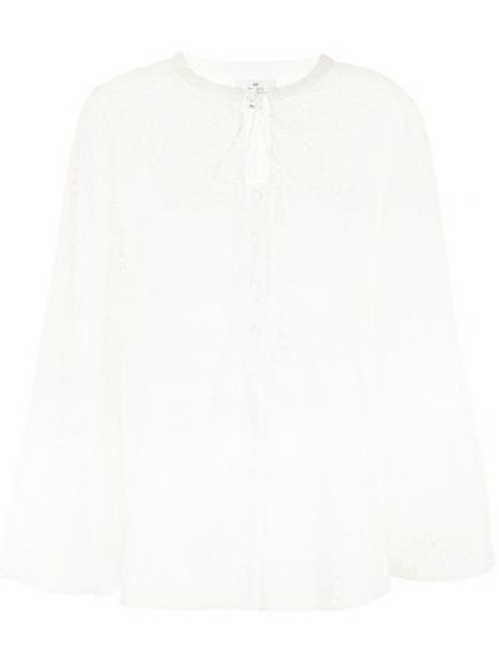 Белая блузка объемная We Are Kindred