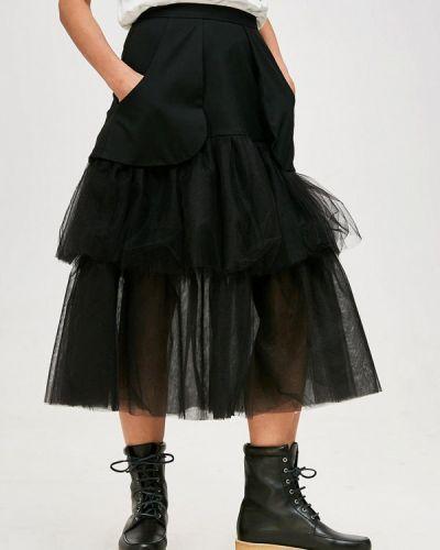 Юбка - черная Yulia'sway