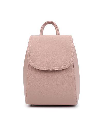 Розовый рюкзак летний медведково
