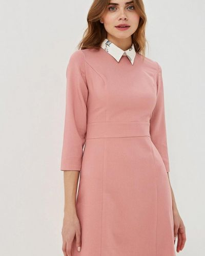 Розовое платье Gregory