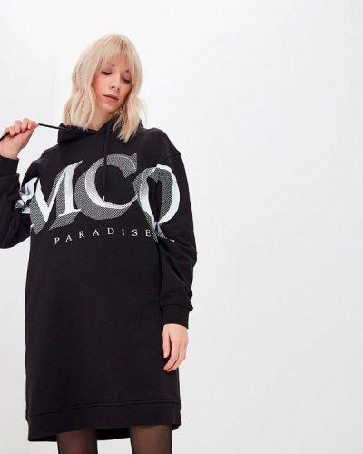 Платье - черное Mcq Alexander Mcqueen