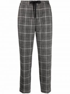 Укороченные брюки - белые Pt01