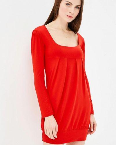 Платье - красное Beyou