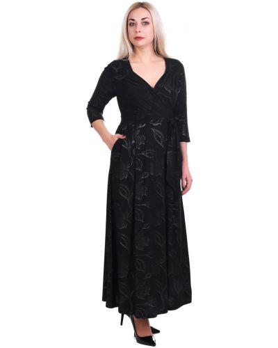 Платье с поясом на торжество платье-сарафан Olsi
