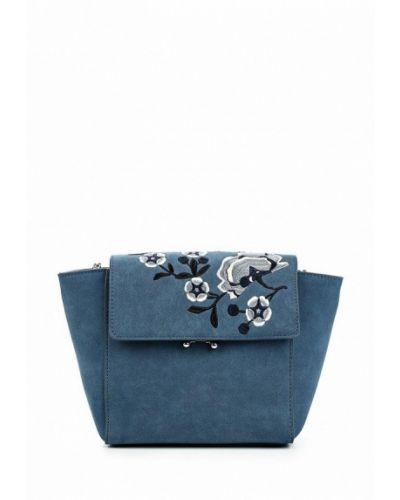 Синяя сумка Zarina