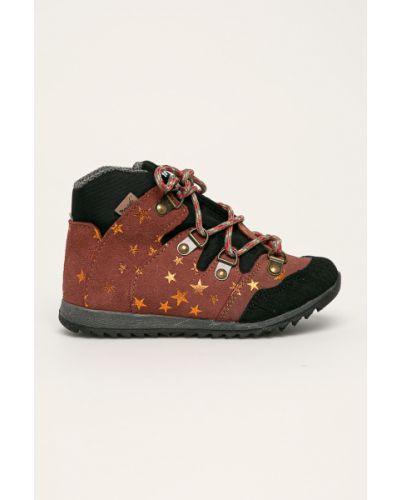 Ботинки кожаные мембранные Mrugała