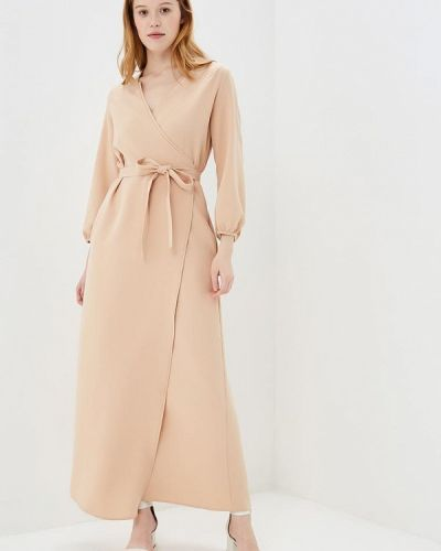 Платье бежевое Love & Light