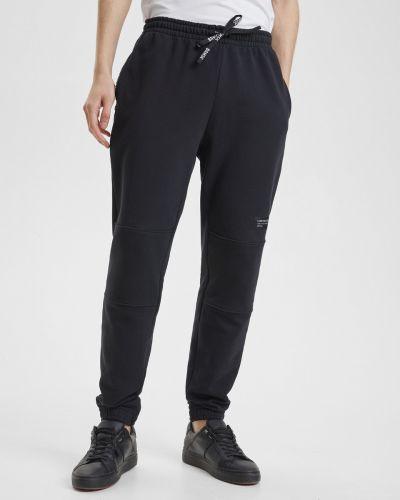 Свободные прямые спортивные брюки с поясом Barmariska