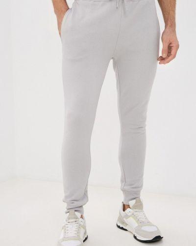 Спортивные брюки - серые Topman