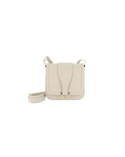 Biała torebka Borbonese