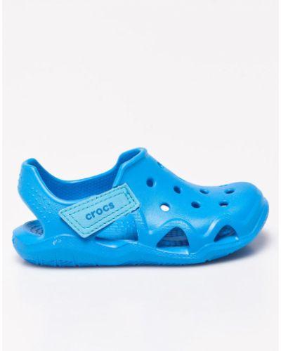 Сабо детский синий Crocs