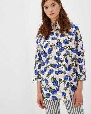Рубашка с длинным рукавом бежевый Po Pogode
