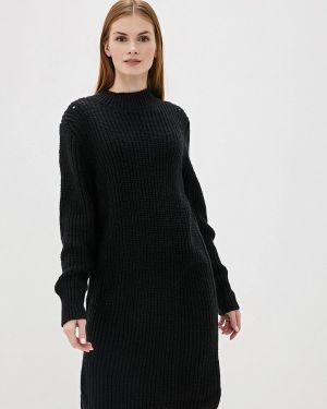 Платье осеннее вязаное Sh