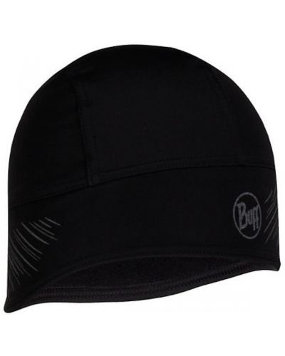Czarny kapelusz Buff