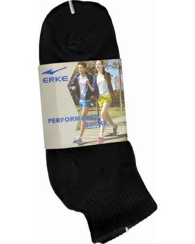 Хлопковые носки - черные Erke
