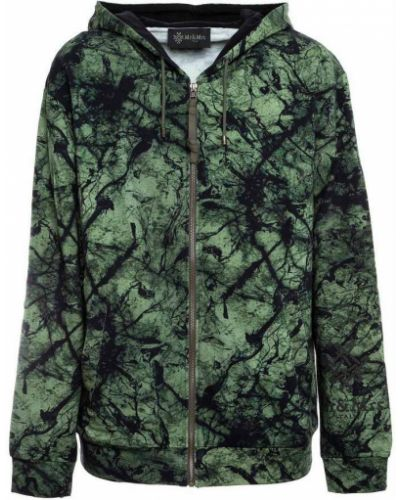 Zielona bluza z długimi rękawami Mr&mrs Italy