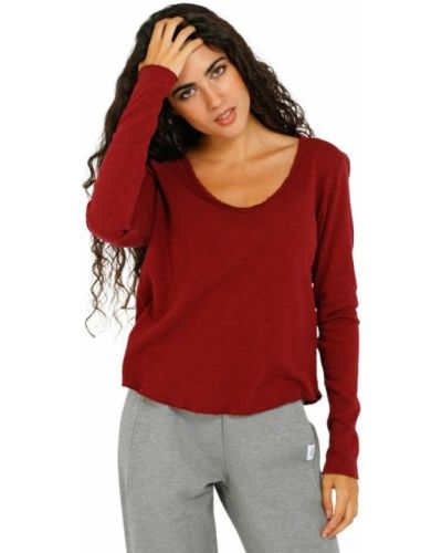 T-shirt vintage - czerwona American Vintage