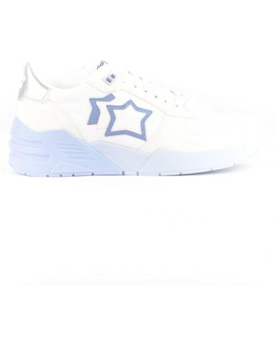 Beżowe sneakersy Atlantic Stars