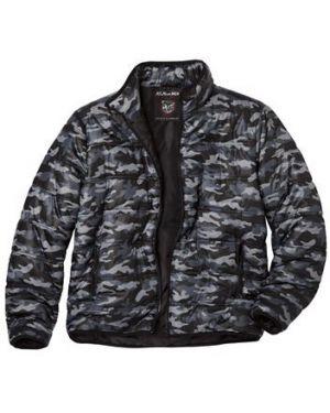 Куртка с капюшоном утепленная камуфляжная Atlas For Men