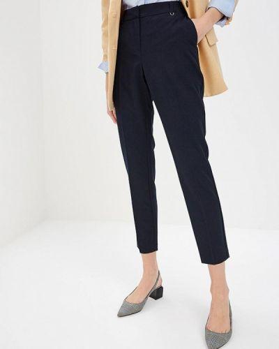 Классические брюки весенний синие Dorothy Perkins