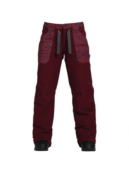 Спортивные брюки - красные Burton