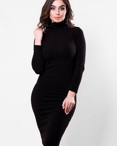 Платье - черное Sfn