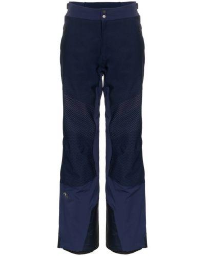Прямые брюки - синие Kjus