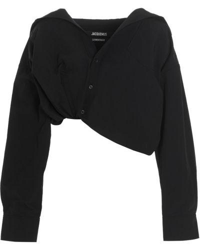 Koszula - czarna Jacquemus