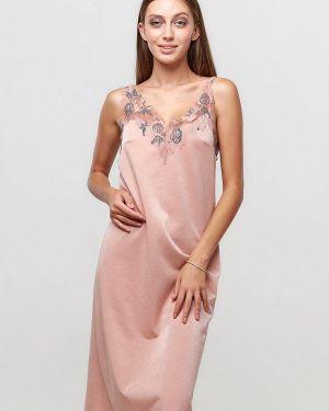 Розовое платье Ora
