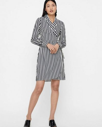 Платье с запахом весеннее Vero Moda