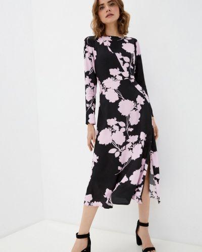 Платье - черное Soaked In Luxury