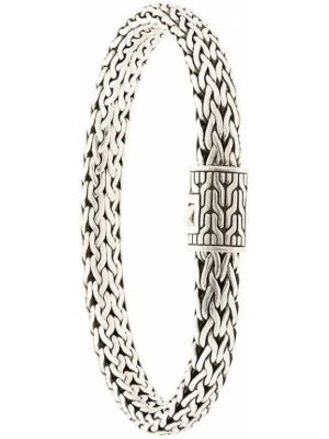 Klasyczna bransoletka srebrna John Hardy