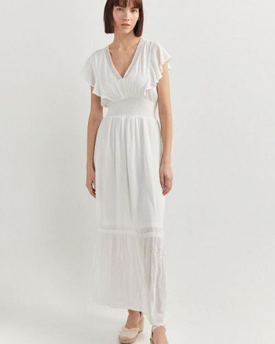 Белое платье Springfield