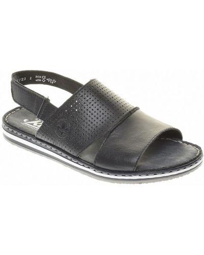 Кожаные сандалии Rieker