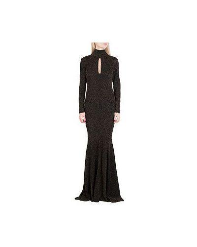 Черное вечернее платье Forever Unique