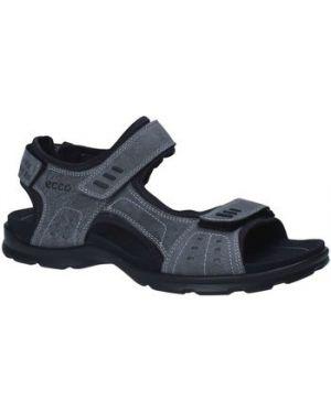 Szare sport sandały Ecco