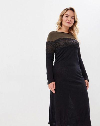 Платье - черное Milanika