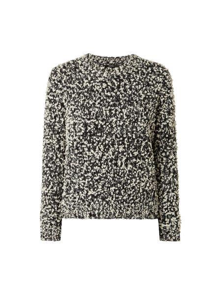 Czarny sweter bawełniany Someday