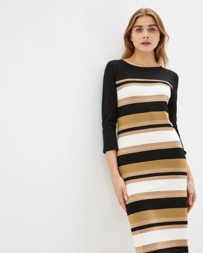 Платье осеннее прямое Savage