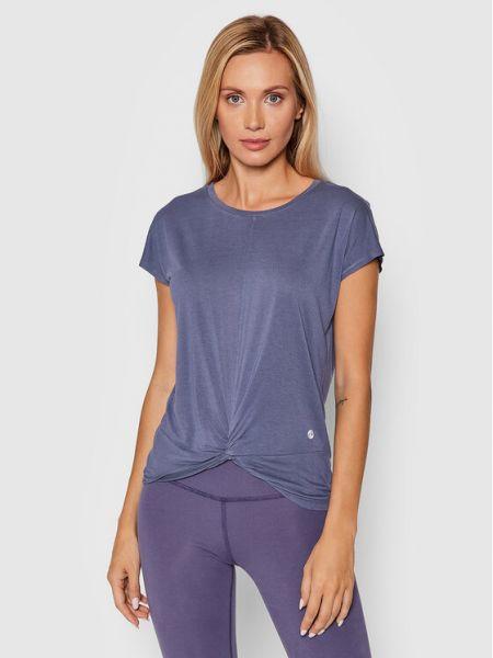 Fioletowa t-shirt Deha