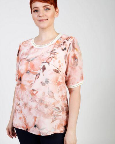 Розовая блузка Erfo